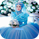 Muslim Wedding Dress by Yashan