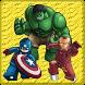 Super Hero Game Memory