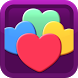 InstaHearts - Cute PhotoFrames by No Big Deal Apps