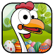 chicken eggs game by smartogames