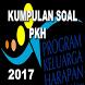 Simulasi Soal PKH 2017 Jaman Now