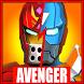 Iron Robot Avenger: Super Hero by Zitga Studio