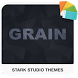 GRAIN Xperia Theme by Stark Studio