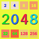 puzzle 2048 number by Mohcine MB