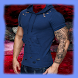Man Shirt Photo Maker