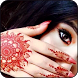 Simple Mehndi Design Images: Latest Nail and Henna by C. Pak Apps