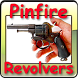 Pinfire revolvers explained by Gerard Henrotin - HLebooks.com
