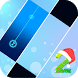 Piano Tiles 2s by woniuspace studio