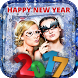 2017 New Year Frame Maker by Photo Montage Frame It