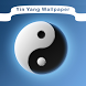 Yin Yang Wallpaper by wallPaper Inc.