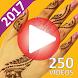 Top 250 Henna Video Tutorials by studioMM