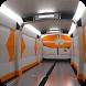 Spaceship Corridor 3D by Cethos