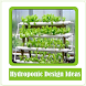Hydroponic Design Ideas by Ahmaddroid