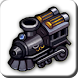 Train1848 Gold rush by symobile