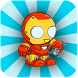 Superheros Puzzle Game by Classic Play Game