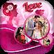 Love Photo Frame 2018 - Valentine Day Photo Frame
