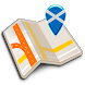 Map of Scotland offline by Map Apps