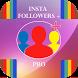 Get Instagram Followers+ Pro by AppGameDevPro