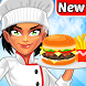 Cooking Games for Girls - Burger Chef & Food Fever by Candy Sweet Studios