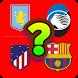 Football Club Logo Quiz 2018 by Ndeso Studio