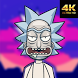 Rick fanart Wallpapers by Korn Games