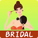 Bridal Makeup by The Hobby App