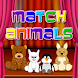 Cute animals match 3 game by Axis Entertainment