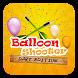 Balloon shooter dart shooting by Smarti Bugs