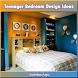 Teenage Bedroom Design Ideas by hachiken