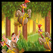 griffin vs chiken jungle world adventure by kamstudio