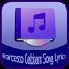 Francesco Gabbani Song&Lyrics by Rubiyem Studio