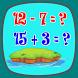 Plus Minus Kids Math Trainer by Andela ICT