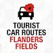 Car Routes Flanders Fields by Westtoer