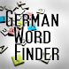 German Word Finder by Mad Gorilla Games