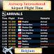 Antwerp Airport Flight Time
