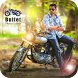 Bullet bike photo editor by Candy Beauty