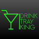 Drink Tray King by celpear.com