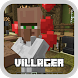 Villager Companion Mod MCPE by Homatas