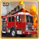 Fire Truck 3d Driving by 3D Master