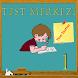 Test Merkezi İlkokul 1.Sınıf Tüm Testler
