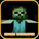 Zombie Apocalypse Mod MCPE by FireDirtyGrinder