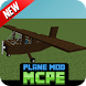 Plane mod 2017 for MCPE by KAPRICA DESIGN