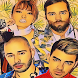 DNCE Band Wallpaper