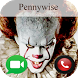 Pennywise video Calling Prank by Glok45