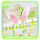 Cute DIY Easter Bunny Headbands by Asmadias