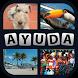 4 Fotos 1 Palabra (Ayuda) by Bulb Apps