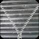 Shutter Zipper Lock Screen by Dhwani Infotech