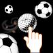 Dodge Soccer Balls by junjunzuida