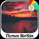 LavaSán Clouds | Xperia™ Theme by Themes MorSán