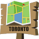 Toronto Map by Mappopolis
